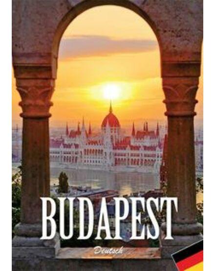 Cartographia  - Budapest fényképes útikalauz (német)