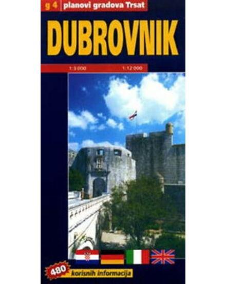 Cartographia  - Dubrovnik várostérkép
