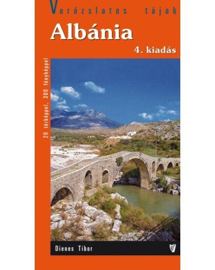 Cartographia  - Albánia útikönyv