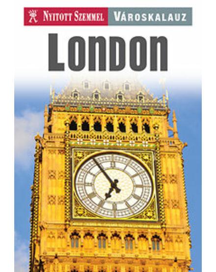 Cartographia  - London útikönyv