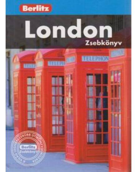 Cartographia  - London útikönyv - Berlitz