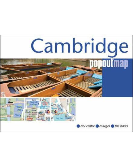 Cartographia  - Cambridge PopOut várostérkép