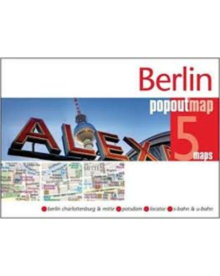 Cartographia  - Berlin PopOut várostérkép