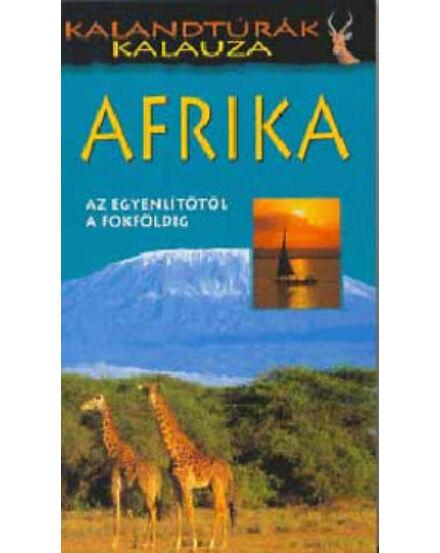 Cartographia  - Afrika -Kalandtúrák kalauza (Panoráma)