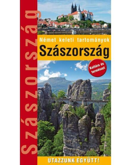 Cartographia  - Szászország útikönyv