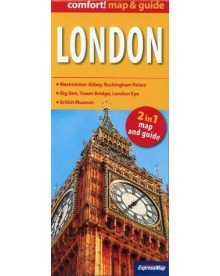 Cartographia  - London térkép