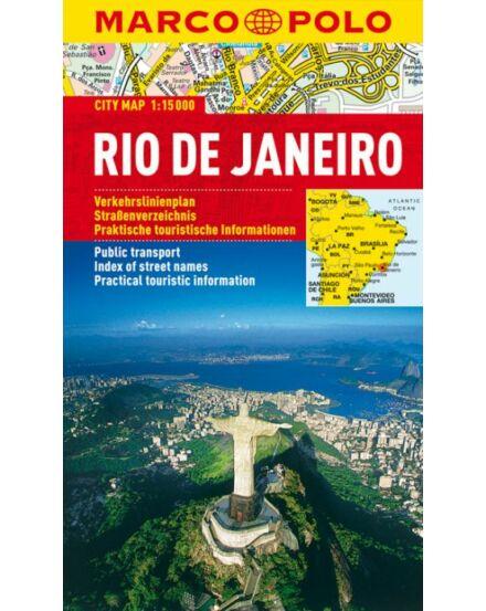 Cartographia  - Rio de Janeiro várostérkép