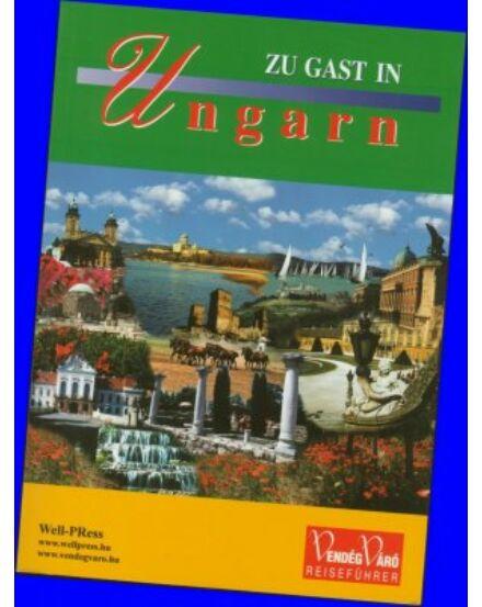 Cartographia  - Látnivalók Magyarországon útikönyv (német)