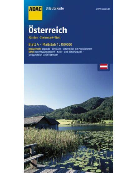 Cartographia  - Karintia, Nyugat-Stájerország