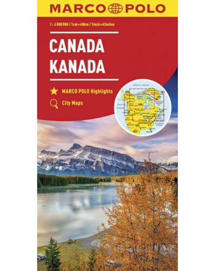 Cartographia  - Kanada tkp.Marco Polo (Mair) 2016