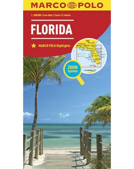 Cartographia  - Florida térkép