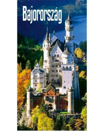 Cartographia  - Bajorország útikönyv