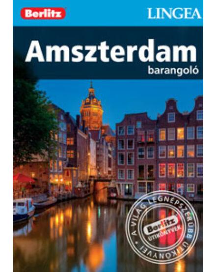 Cartographia  - Amszterdam barangoló útikönyv (Berlitz) Lingea