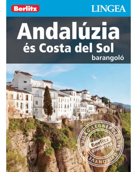 Cartographia  - Andalúzia barangoló útikönyv (Berlitz)