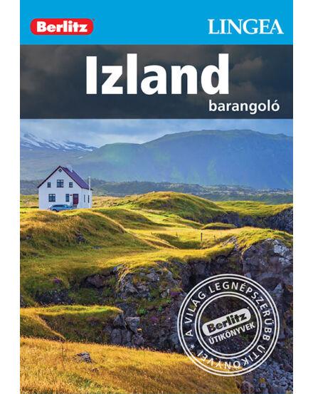 Cartographia  - Izland barangoló útikönyv (Berlitz) Lingea