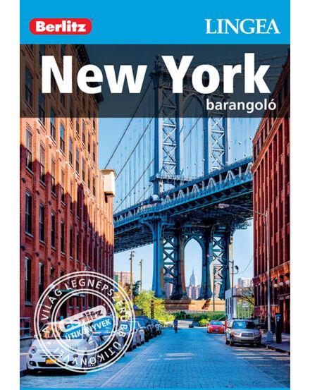 Cartographia  - New York barangoló útikönyv (Berlitz) Lingea