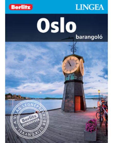 Cartographia  - Oslo barangoló útikönyv (Berlitz) Lingea