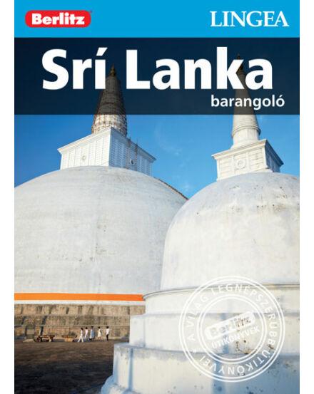 Cartographia  - Sri Lanka barangoló útikönyv (Berlitz) Lingea