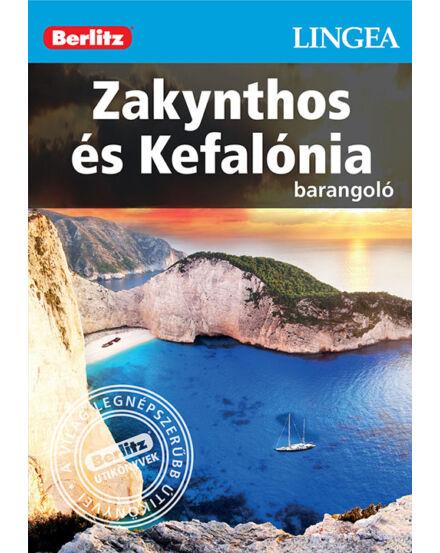 Cartographia  - Zakinthos és Kefalónia barangoló útikönyv (Berlitz) Lingea