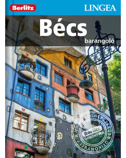 Cartographia  - Bécs barangoló útikönyv (Berlitz) Lingea