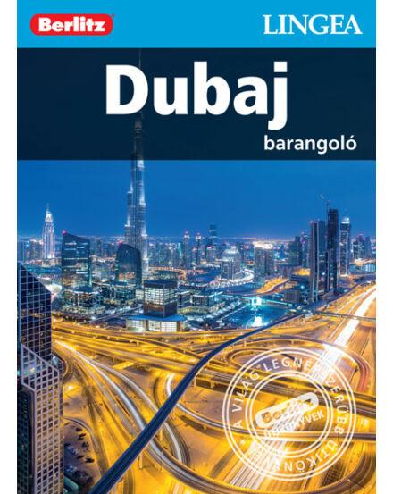 Cartographia  - Dubaj barangoló útikönyv (Berlitz) Lingea