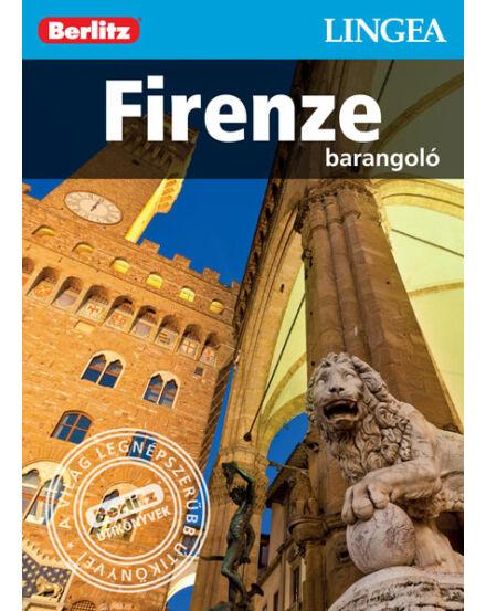 Cartographia  - Firenze barangoló útikönyv (Berlitz) Lingea