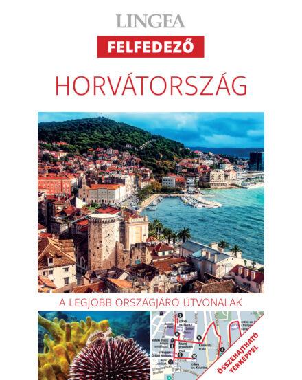 Cartographia  - Horvátország felfedező útikönyv + térkép