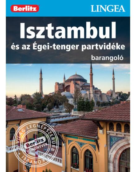 Cartographia  - Isztambul barangoló útikönyv (Berlitz) Lingea