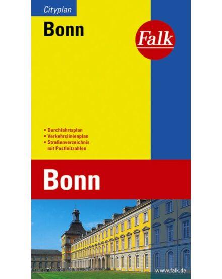 Cartographia  - Bonn zseb várostérkép (Cityplan)