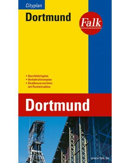 Cartographia  - Dortmund zseb várostérkép (Cityplan)