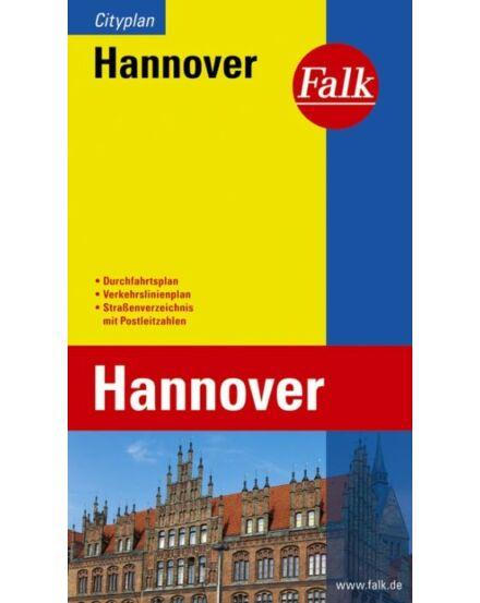Cartographia  - Hannover zseb várostérkép (Cityplan)