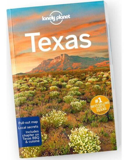 Texas útikönyv (angol) Lonely Planet