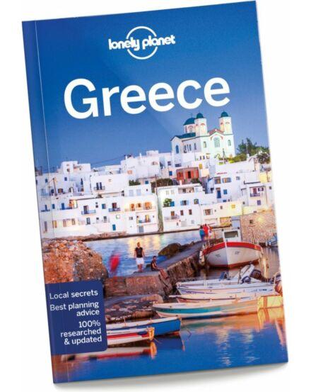 Cartographia  - Görögország útikönyv (angol)