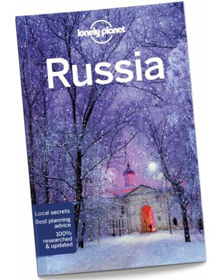 Cartographia  - Oroszország útikönyv (angol)