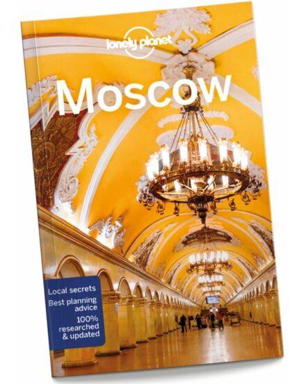 Cartographia  - Moszkva útikönyv (angol) Lonely Planet