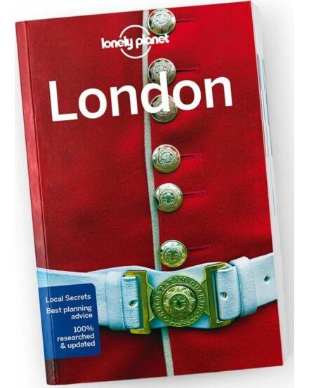 Cartographia  - London útikönyv (angol) Lonely Planet