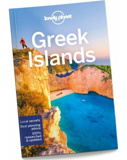 Cartographia  - Görög - szigetek útikönyv (angol)