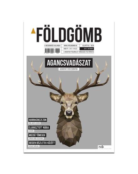Cartographia  - Földgömb újság 2017/október