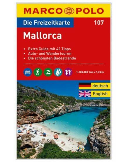 Cartographia  - Mallorca szabadidőtérkép (107)