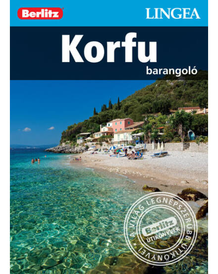 Cartographia  - Korfu barangoló útikönyv