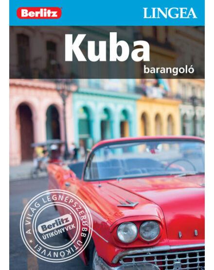 Cartographia  - Kuba barangoló útikönyv (Berlitz) Lingea
