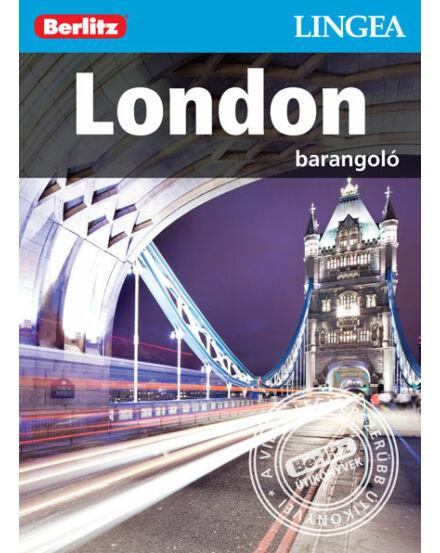 Cartographia  - London barangoló útikönyv (Berlitz) Lingea