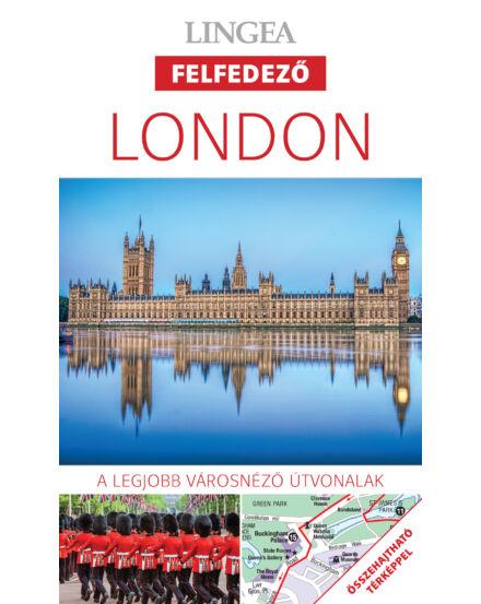 Cartographia  - London felfedező útikönyv térképpel