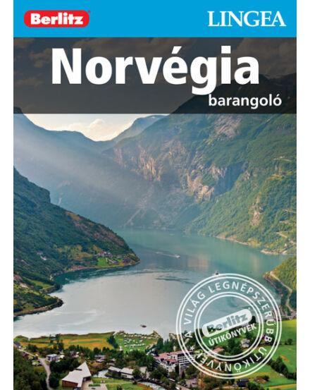 Cartographia  - Norvégia barangoló útikönyv (Berlitz) Lingea