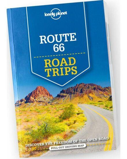 Cartographia  - Road Trip - Route 66 útikönyv Lonely Planet
