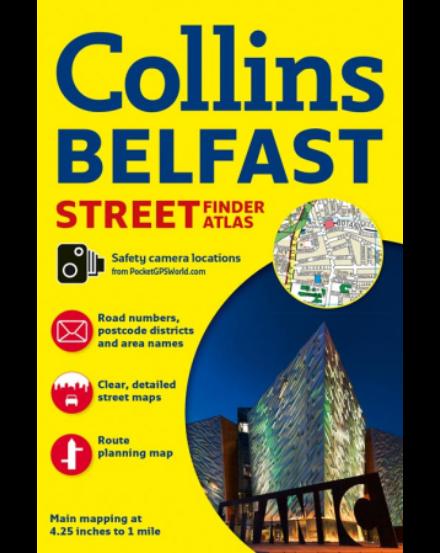 Cartographia  - Belfast térkép