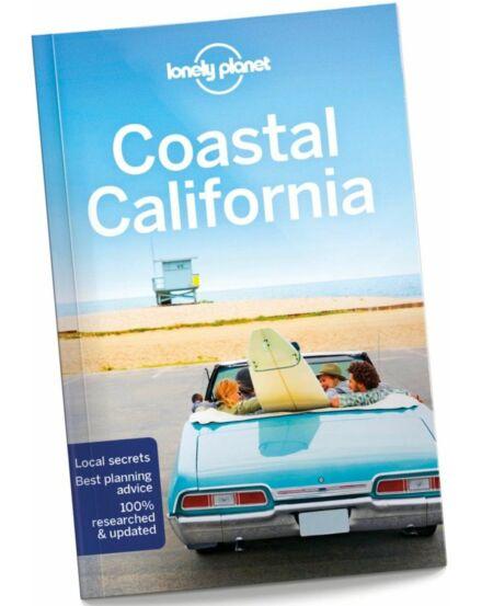 Cartographia  - Kalifornia partvidéke útikönyv (angol) Lonely Planet