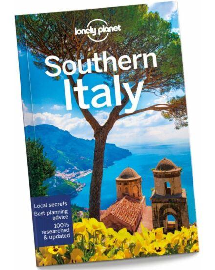 Cartographia  - Dél-Olaszország útikönyv