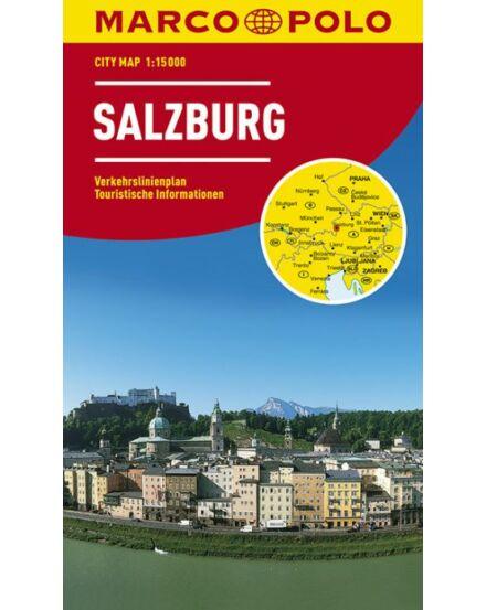 Cartographia  - Salzburg várostérkép