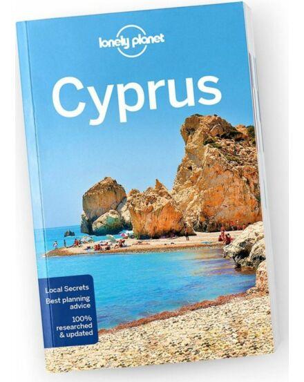 Cartographia  - Ciprus útikönyv Lonely Planet